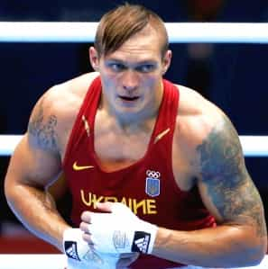 Усик стал олимпийским чемпионом